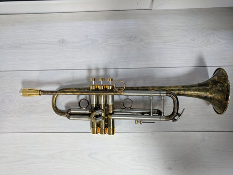TRUMPET BACH STRADIVARIUS 180ML 37 #74080 KGUBRASS CUSTOMIZED