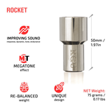 ROCKET Trumpet Mouthpiece Booster