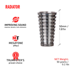 RADIATOR Trumpet Mouthpiece Booster