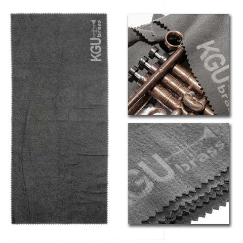 Care Towel for all wind instruments by KGUBrass