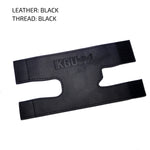 Trumpet VALVE GUARD. Genuine Leather. 7 colors