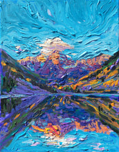Load image into Gallery viewer, The Maroon Bells - LIMITED EDITION 16x20 Print