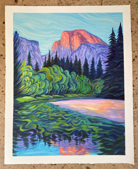 Reflections of Yosemite LIMITED EDITION