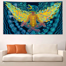 Load image into Gallery viewer, Kachina Phoenix - Third Eye Tapestry