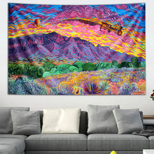 Load image into Gallery viewer, Sunrise - Third Eye Tapestry