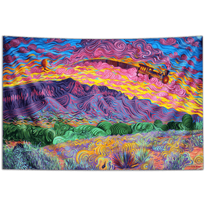 Sunrise - Third Eye Tapestry