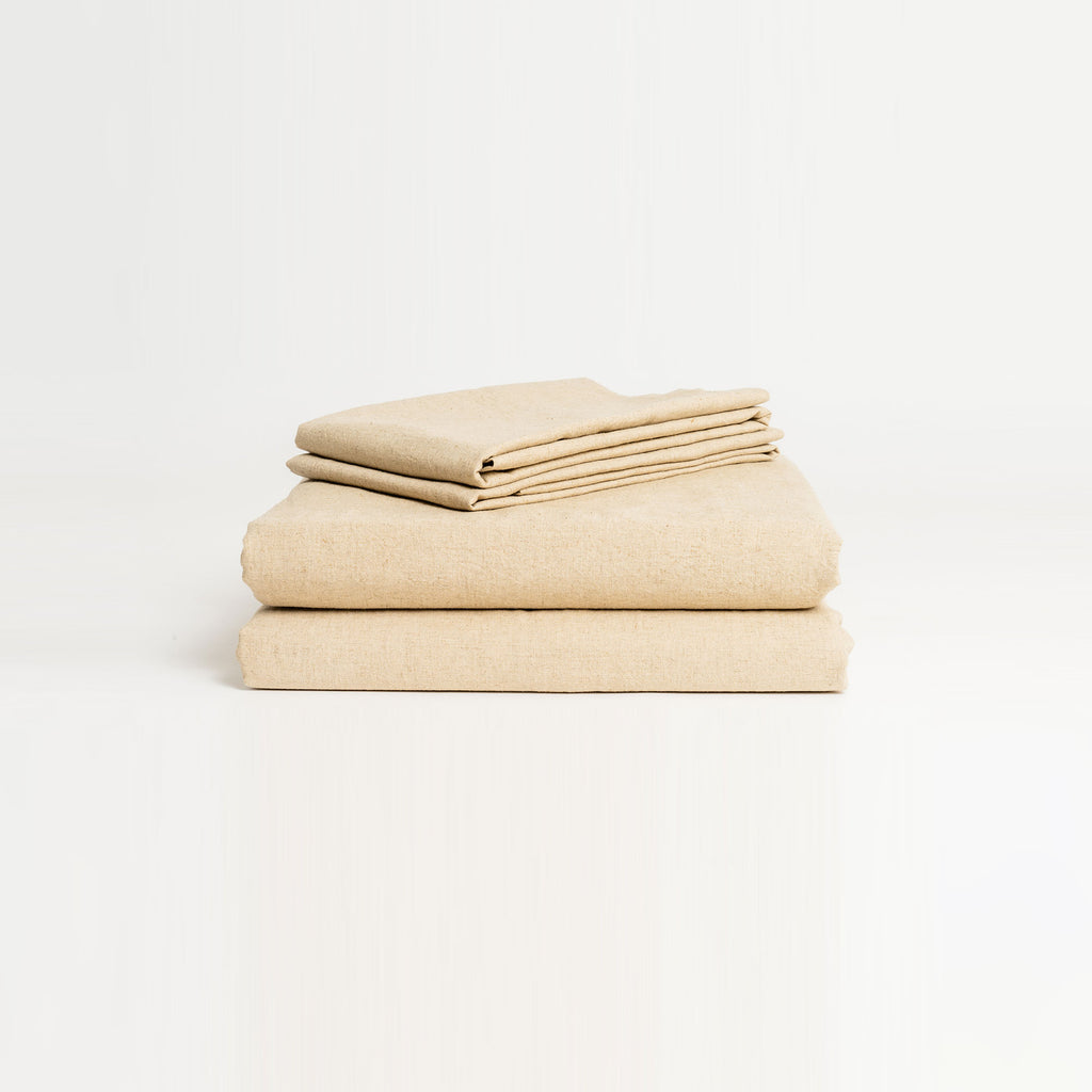 Essential Linen Sheet Set