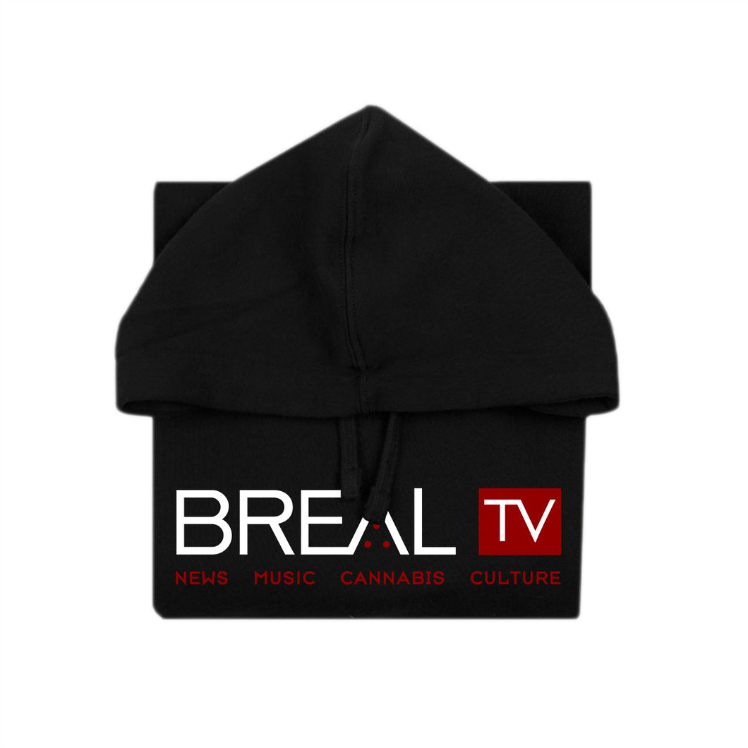 B REAL Tv Classic Men's Hoodie