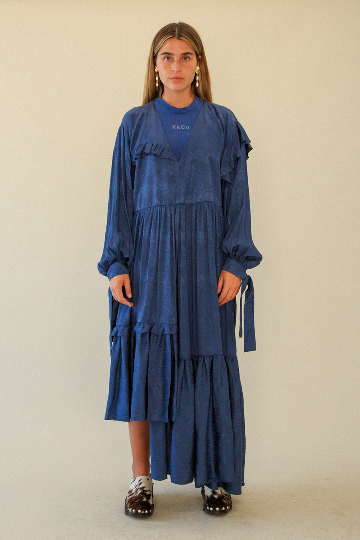 Nine Twenty-Eight Dress in Blue