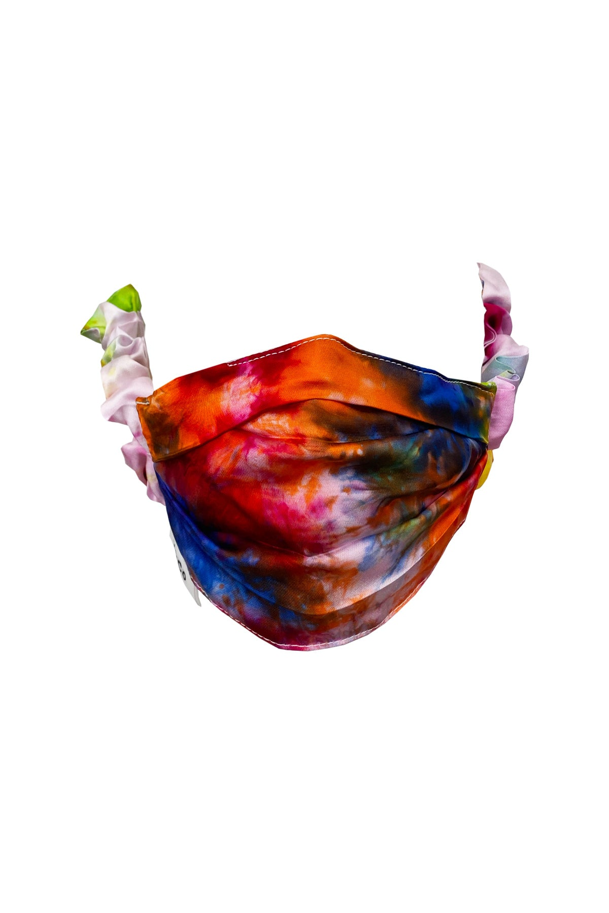 Face Mask in Tie-Dye