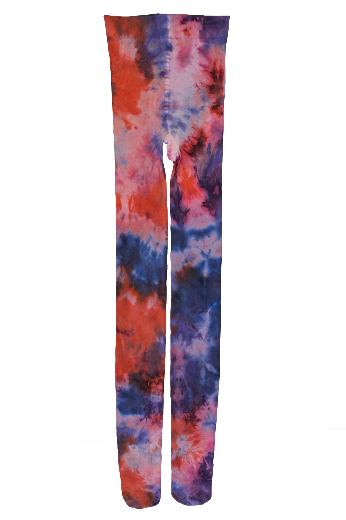 Tights in 5015c Tie-Dye
