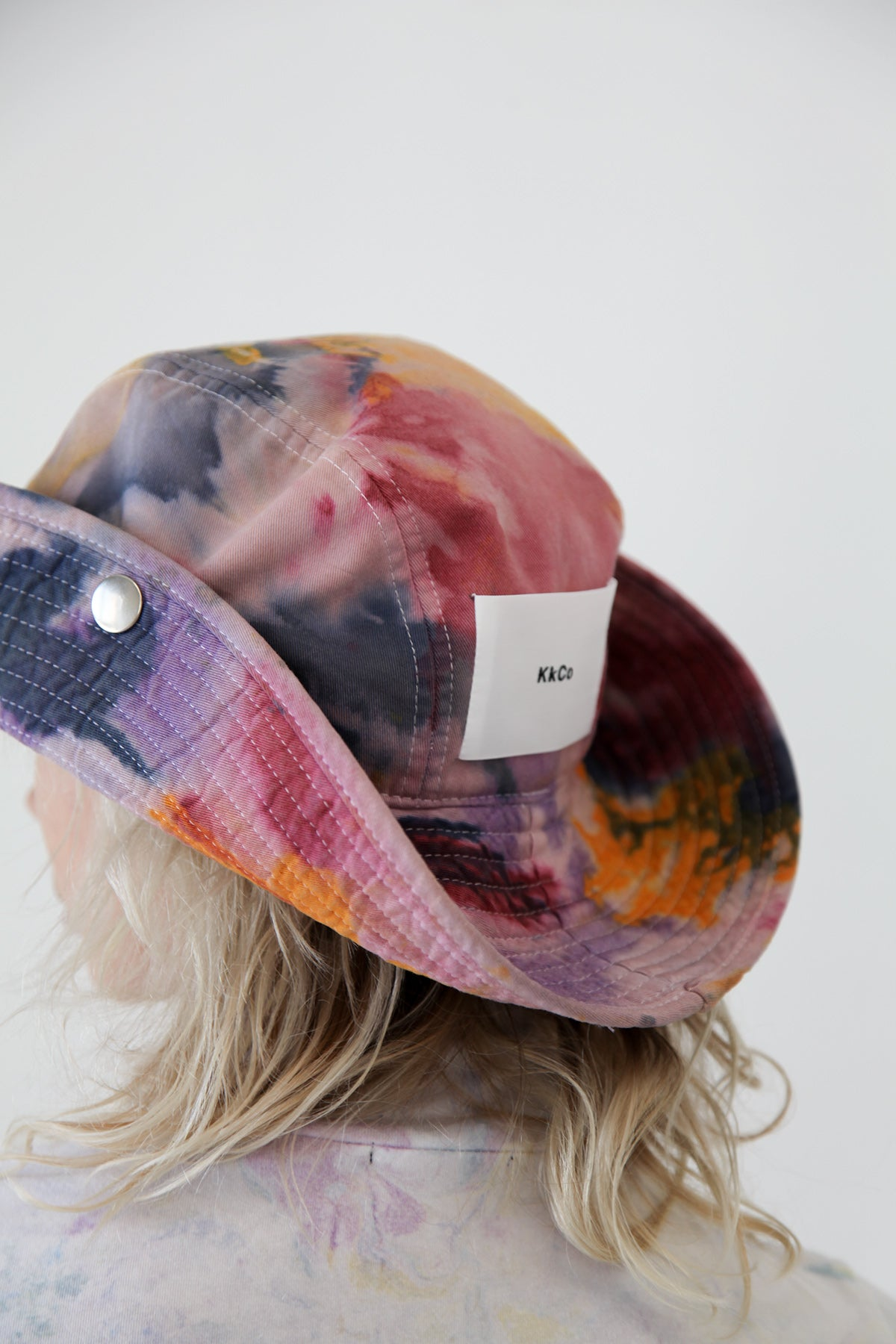 Vacationer Hat West in 5015c Tie-Dye