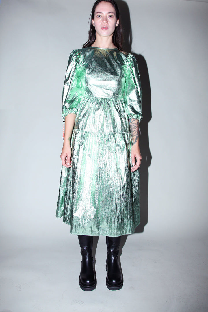 Hus Dress in Space Plasma