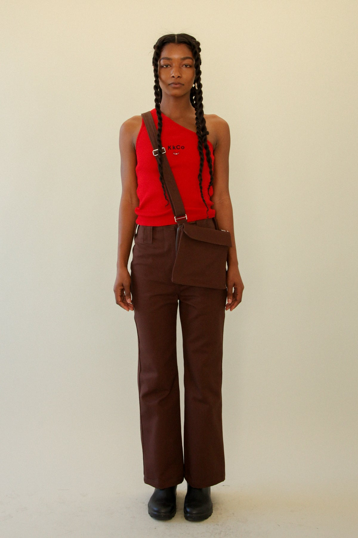 The Bag Pant in Mud Twill *PRE-ORDER*