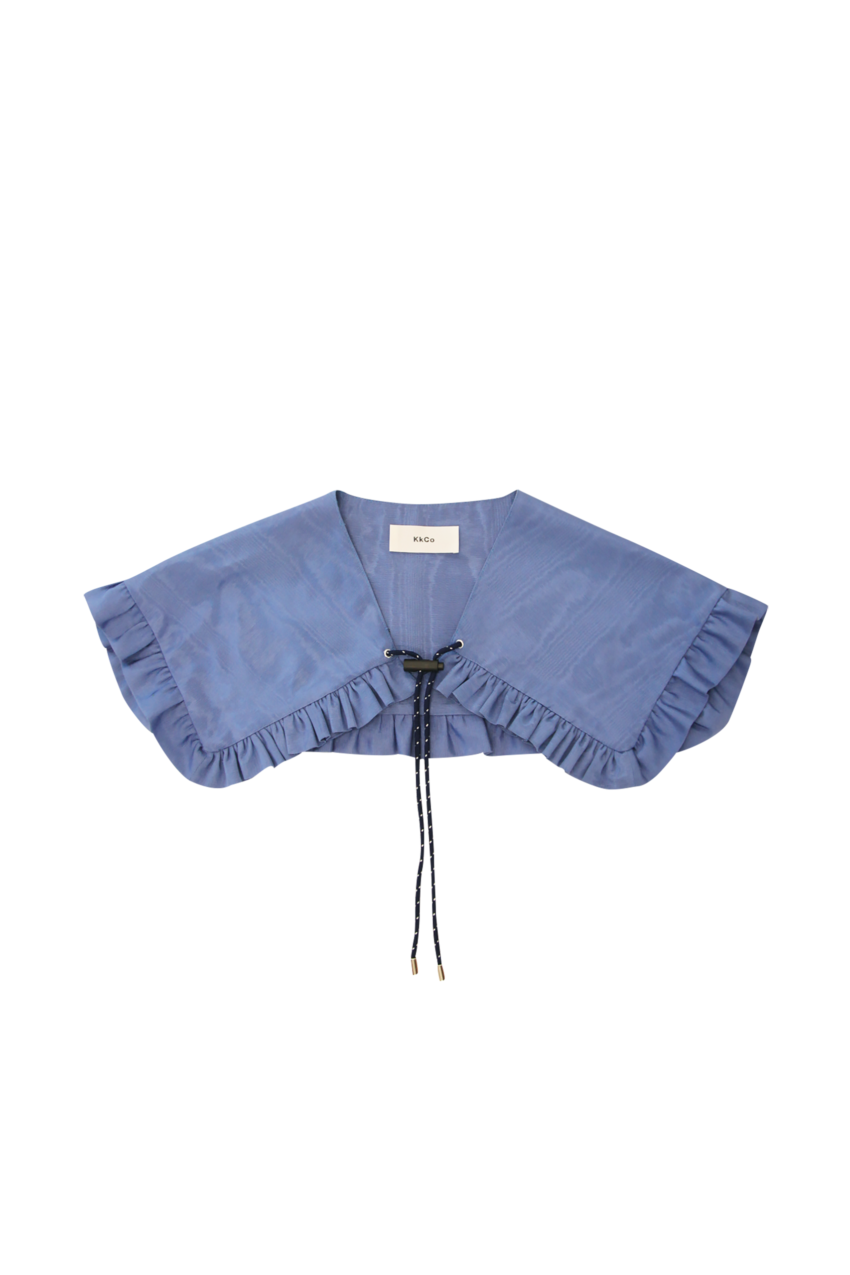 Detached Sailor Collar in Blue