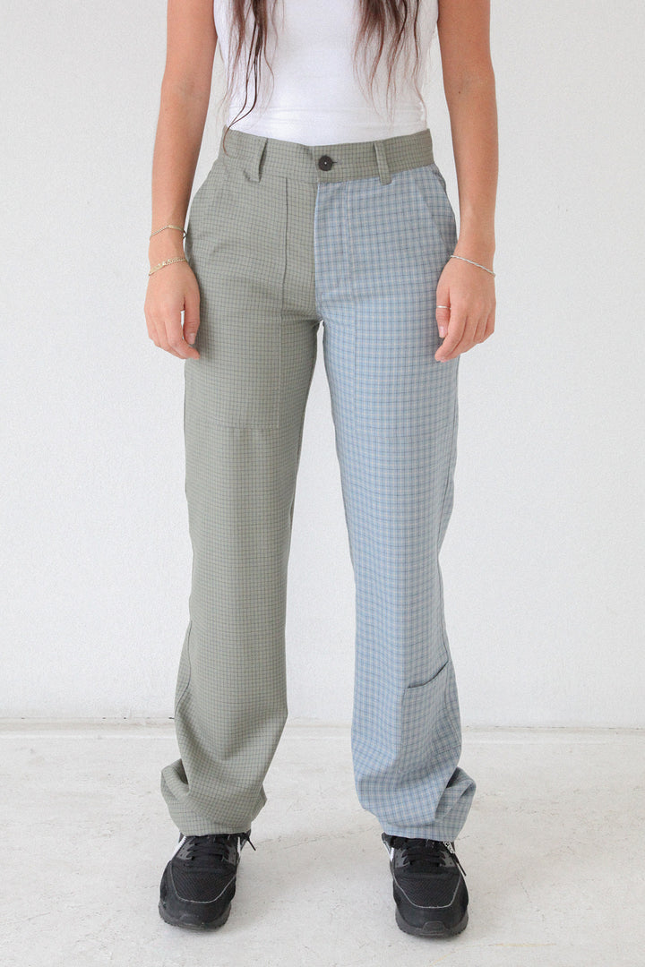 Mixed Trouser