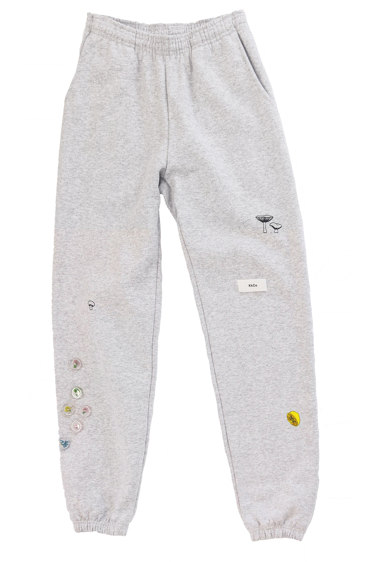 Forage Sweatpant in Heather Grey