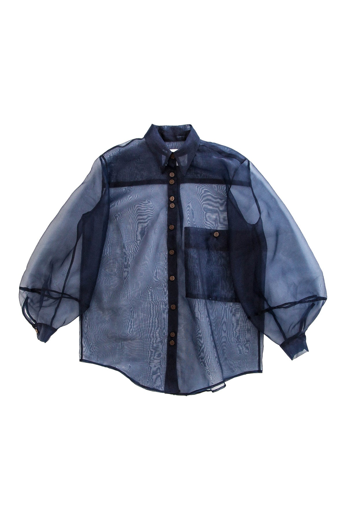 Morel Shirt in Navy