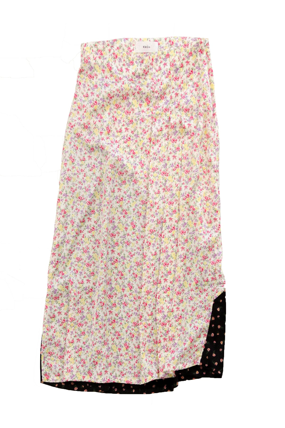 Poppy Skirt in Ditzy Floral