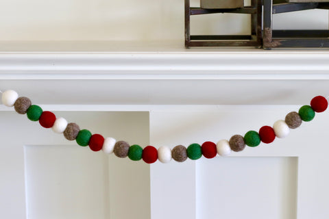 Christmas Sweater Garland