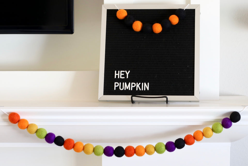 Halloween Brights Garland