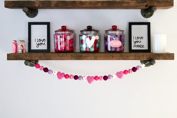 Sweetheart Garland