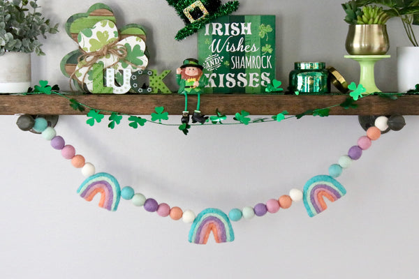 Sweet Rainbow Garland