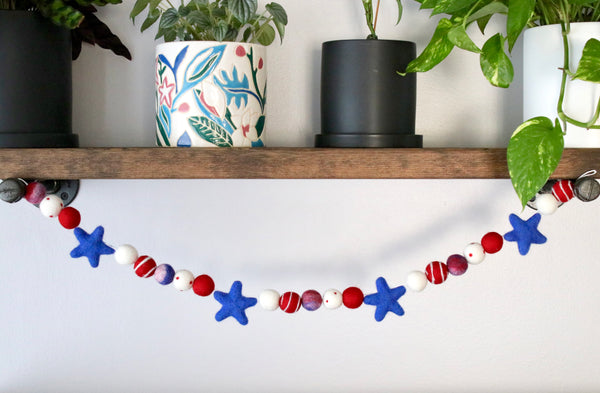 Baby You're a Firework Garland