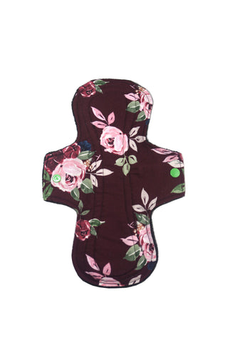 Floral Cloth Pad- Heavy