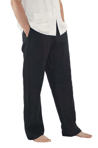Men's Linen Lounge Pants