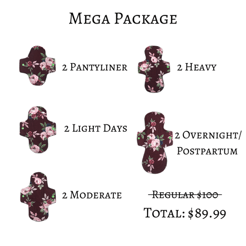 Cloth Pad Mega Package