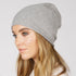 London Grey Beanie - Adeela Salehjee