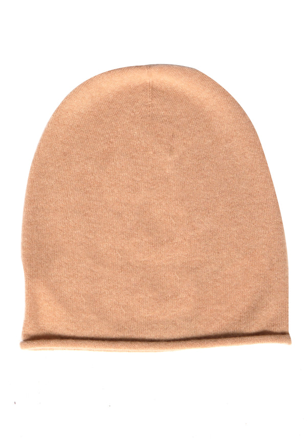 London Camel Beanie