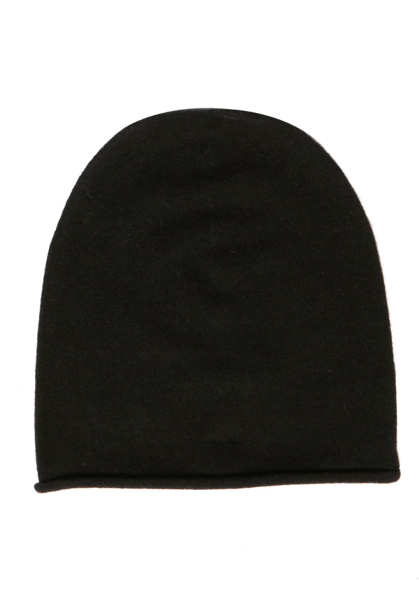 London Black Beanie