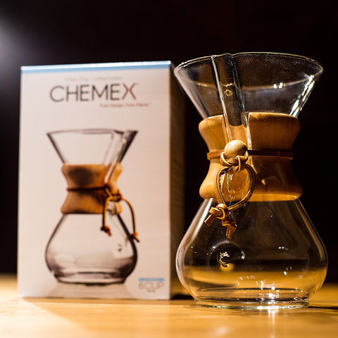 CHEMEX KOHVIMASIN (4-6 TASSES, 900 ML)