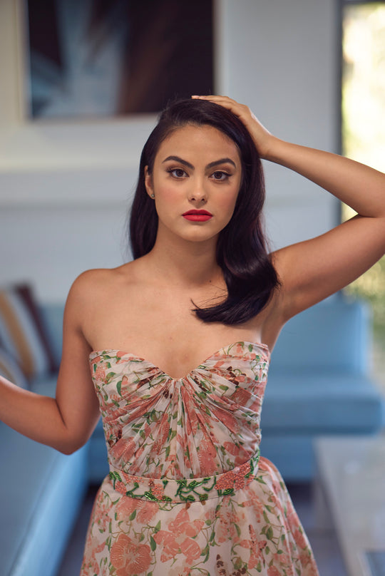 CBS's Watch! Magazine Camila Mendes Feature