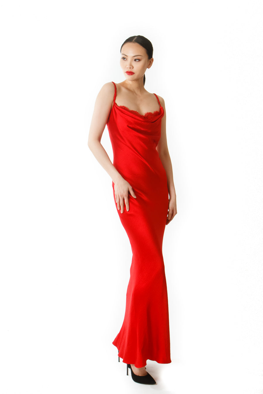 CLAUDETTE EVENING GOWN