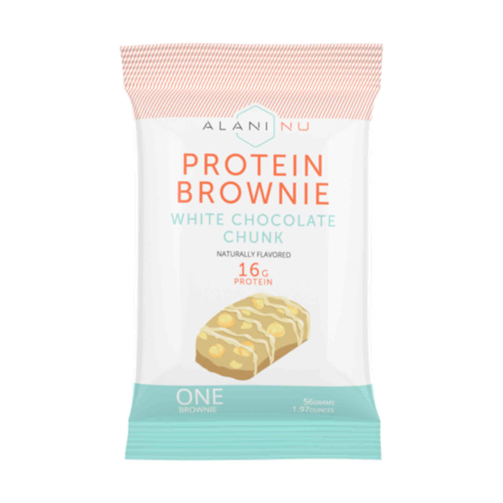 ALANI NU Protein Brownie Best by: 04/2020