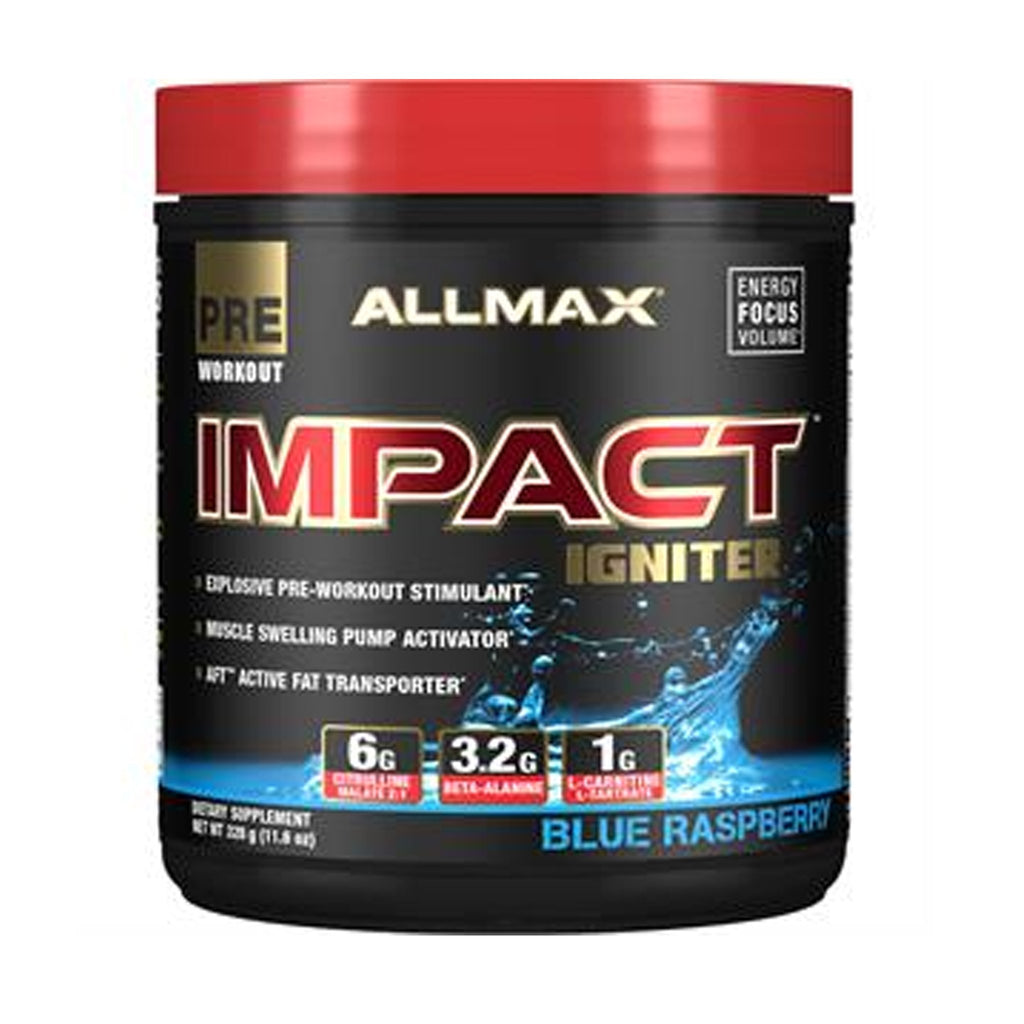 Allmax Impact Igniter can. 328 gm.