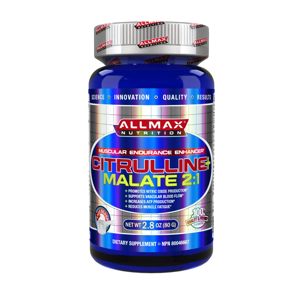 Allmax L-Citrulline Malate 2:1 80 gm.