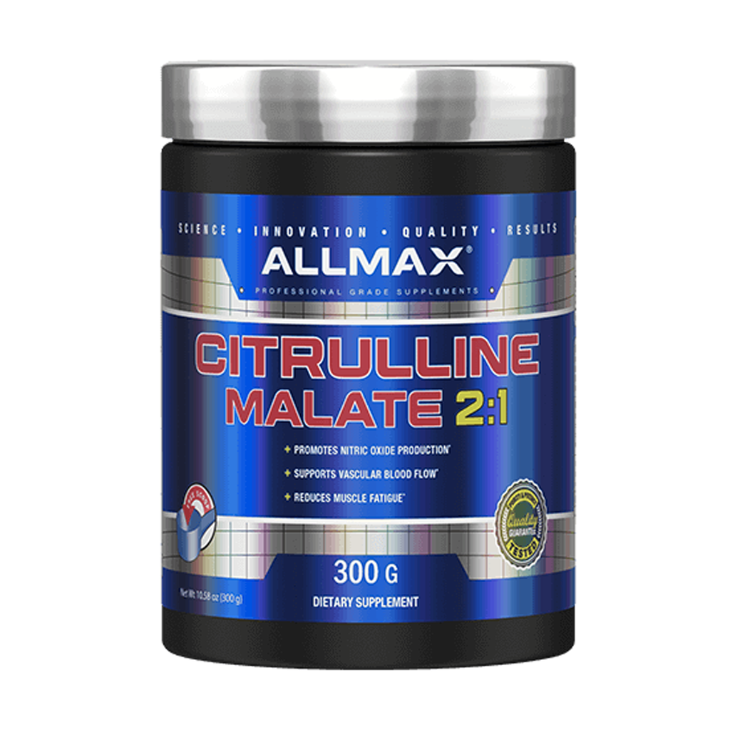 Allmax L-Citrulline Malate 2:1 300 gm.