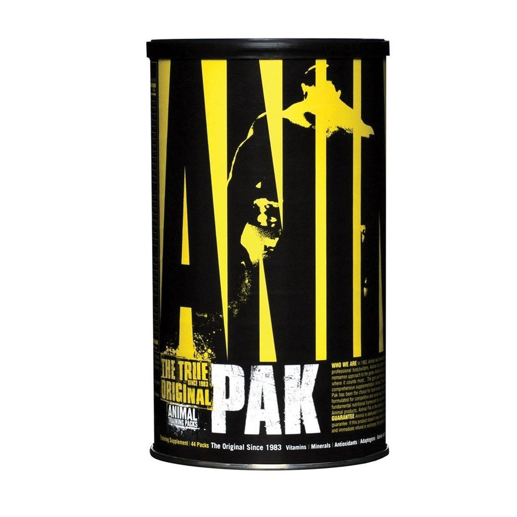 Animal Pak 44 Packs