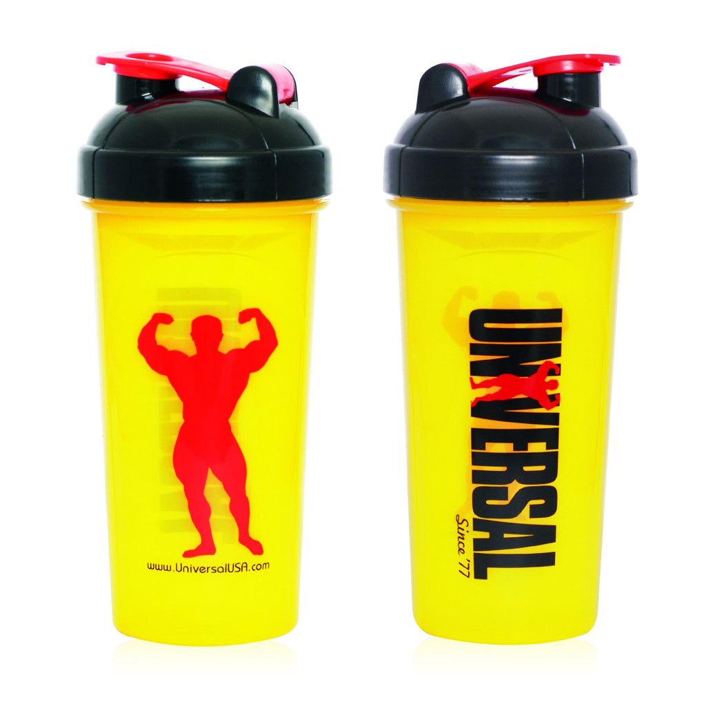Universal shaker cup