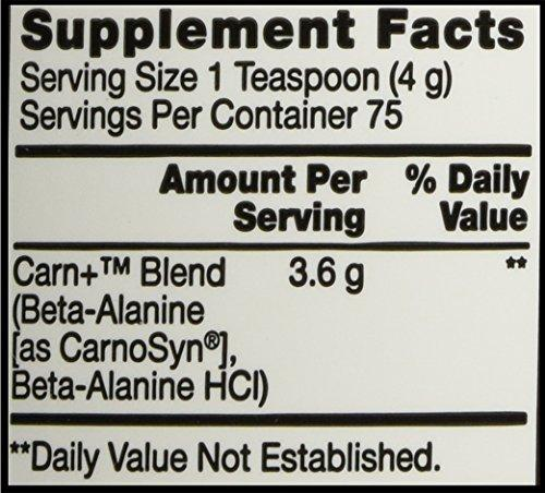 BSN Beta-Alanine unflavored 300g