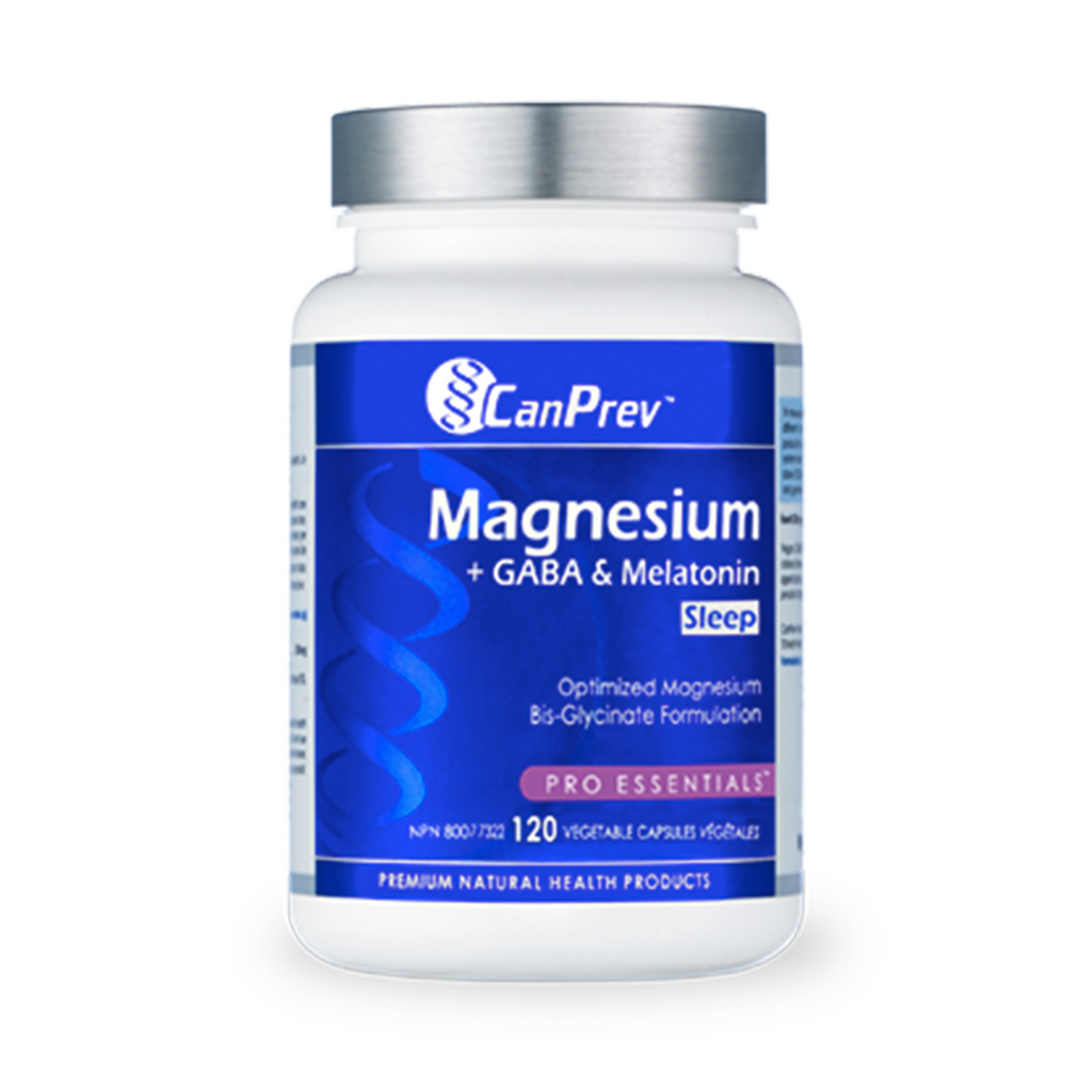 CANPREV SLEEP MAGNESIUM GABA MELATONIN 120CAPS