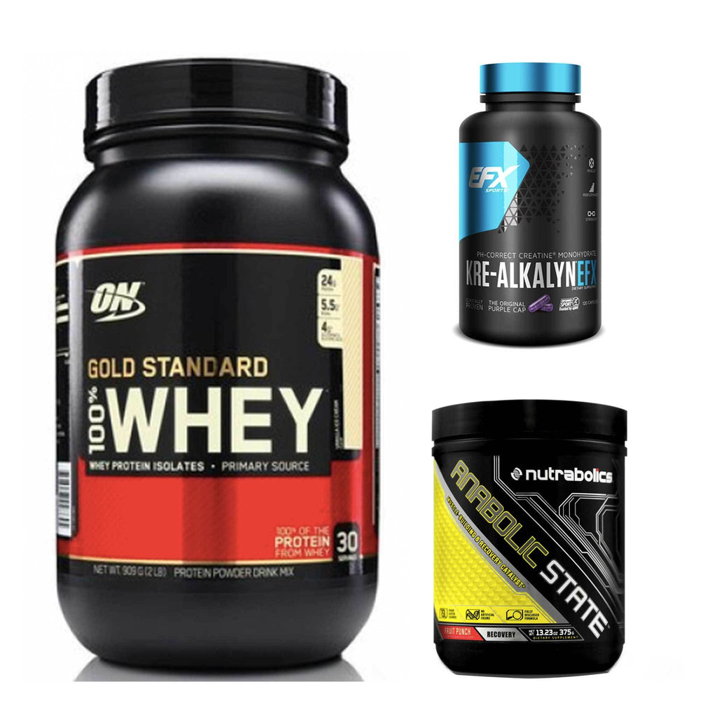 Lean Muscle Gain Combo! FREE SHIPPING!*