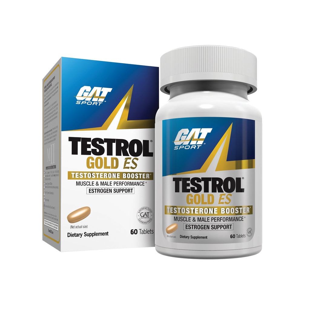 GAT TESTROL GOLD Extra Strength 60 tabs
