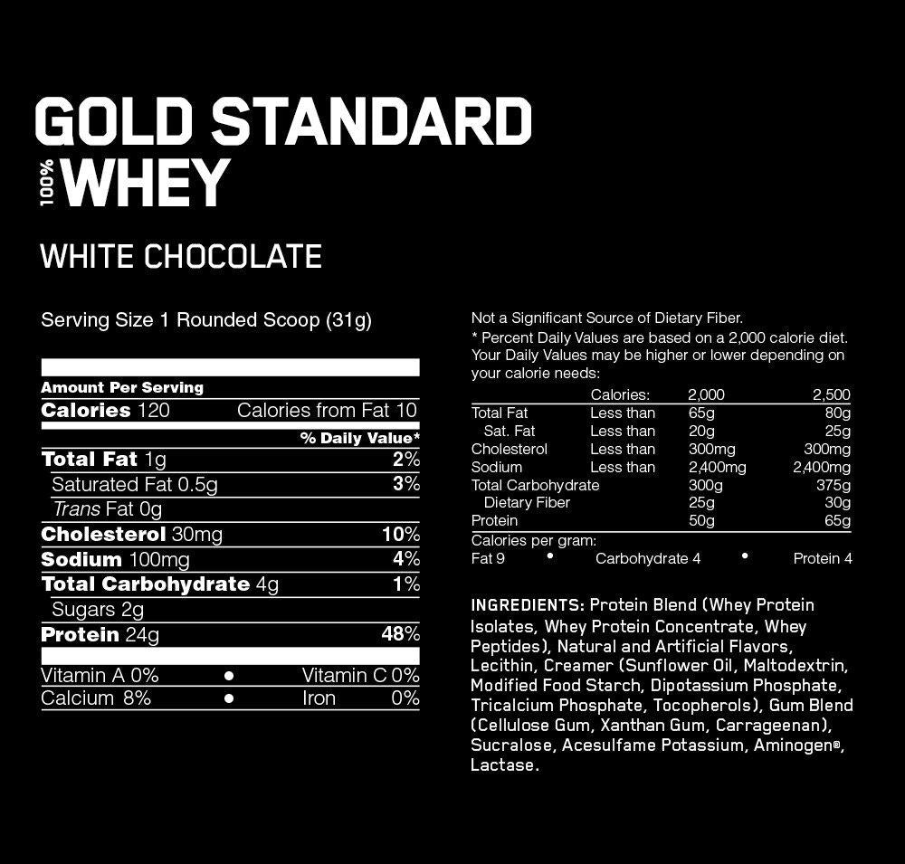 Optimum Nutrition Gold 100% Casein