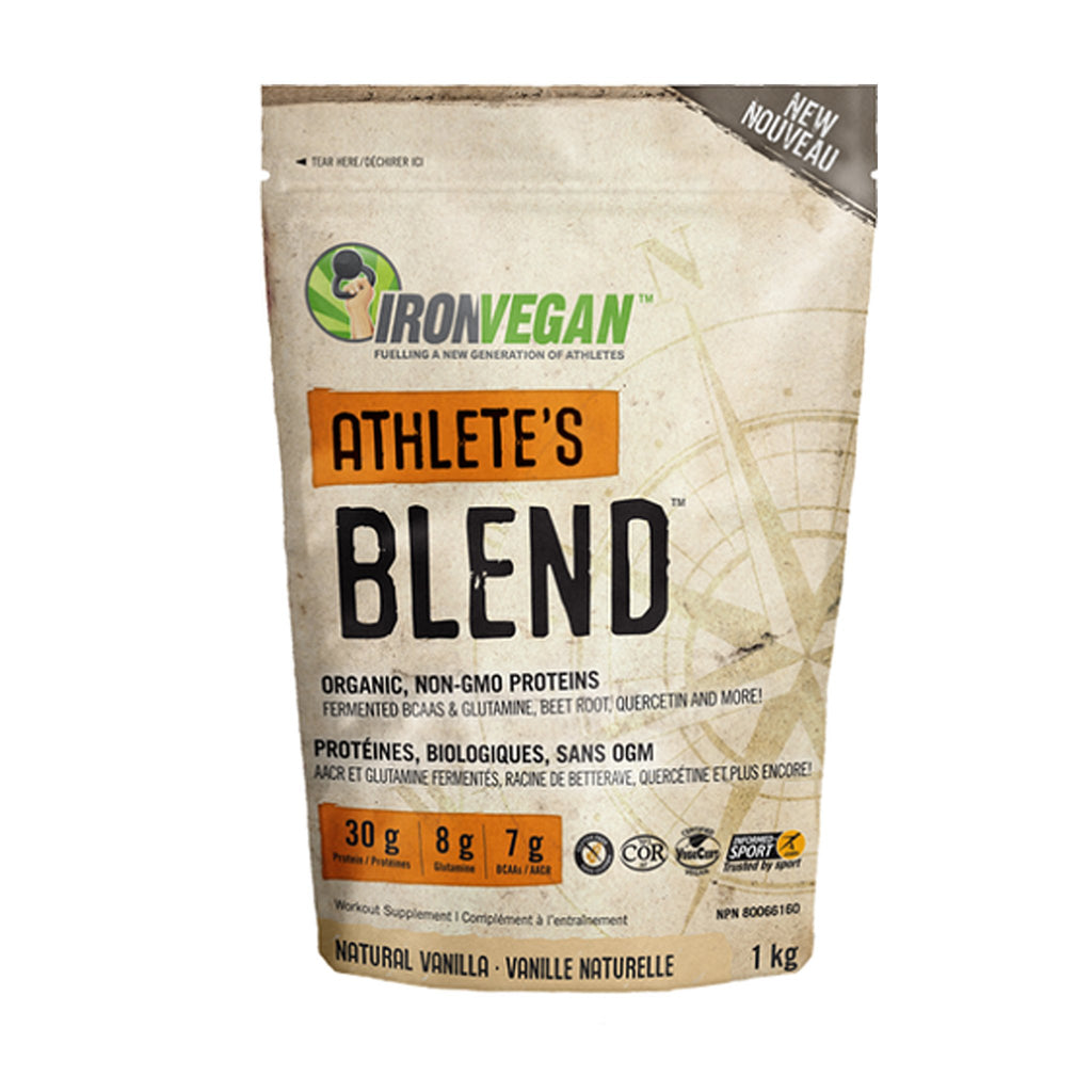 Iron Vegan Athlete's Blend 1 kg.