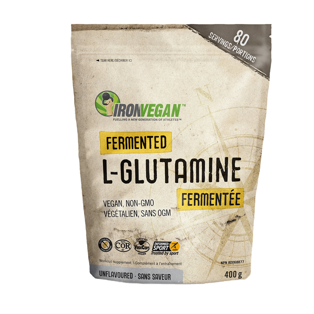 Iron Vegan L-Glutamine 400g